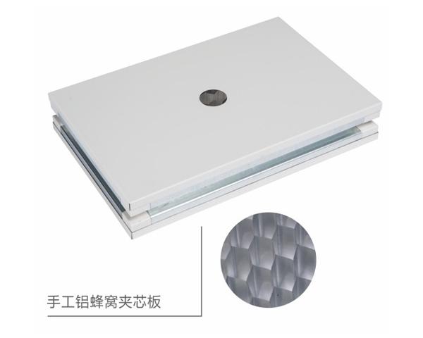 手工铝蜂窝夹心板