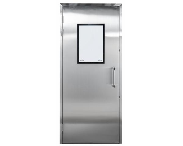 单开不锈钢净化门