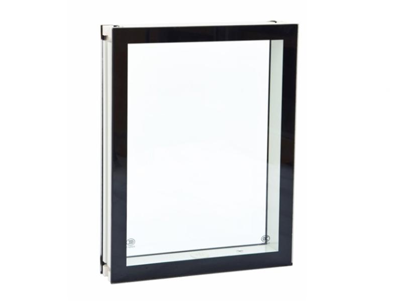 双层密封固定窗